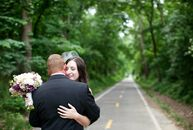 The Bride Kate Muhlstadt, 25, a pharmacist and photographer The Groom Joel Newman, 30, a carpenter The Date May 12  Kate and Joel planned a vintage ga