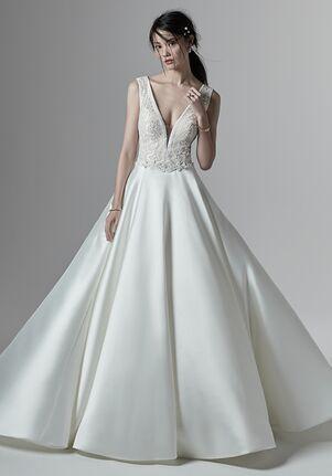 Sottero and Midgley MONTANA A-Line Wedding Dress
