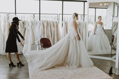 Luxe Bridal Couture Rochester