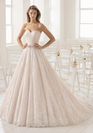 89f6dbb740eafa Aire Barcelona BERTA Ball Gown Wedding Dress