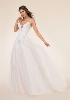Moonlight Tango T872 A-Line Wedding Dress