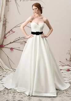 Justin Alexander Signature 9904A Ball Gown Wedding Dress