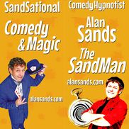 Casper, WY Hypnotist | WY Comedy Hypnosis & Magic The SandMan