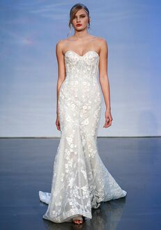 Justin Alexander Signature Darwin Sheath Wedding Dress