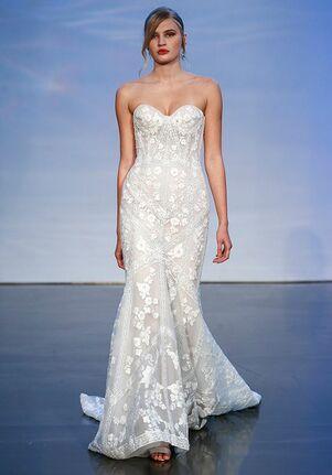 Justin Alexander Signature Darwin Sheath Wedding Dress