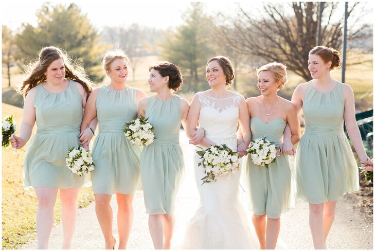 run shoes good looking unequal in performance Sage Green Sorella Vita Bridesmaid Dresses