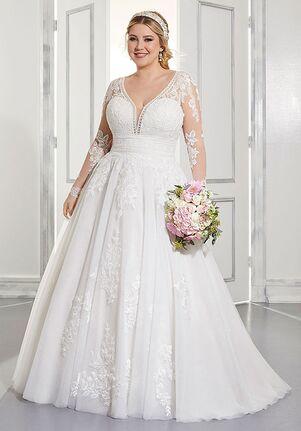 Morilee by Madeline Gardner/Julietta Ama Ball Gown Wedding Dress
