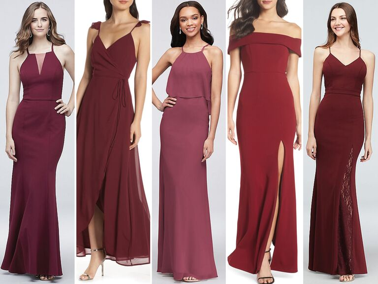 6c23e42c75 55 Affordable Bridesmaid Dresses That Don't Look Cheap