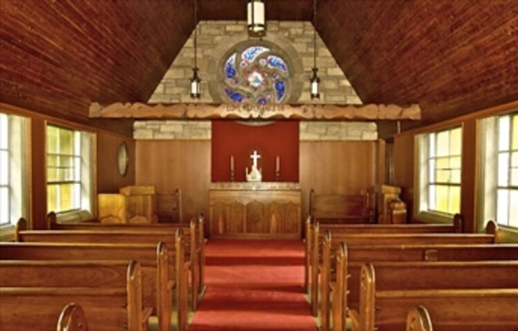 The Wayside Chapel At The Center Palos Park Il