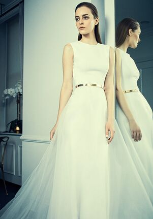 Romona Keveza Collection RK8402+SKT A-Line Wedding Dress
