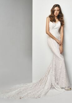 Beautiful BT19-04 Mermaid Wedding Dress