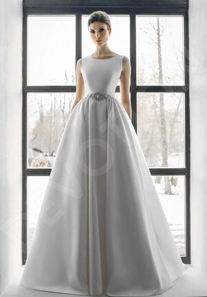 DevotionDresses Henrini A-Line Wedding Dress