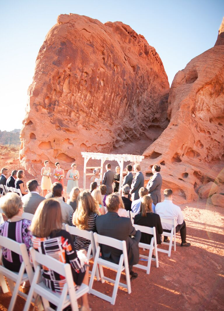 National park wedding venue