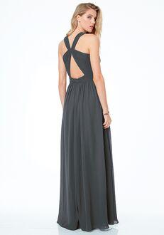 #LEVKOFF 7039 Halter Bridesmaid Dress