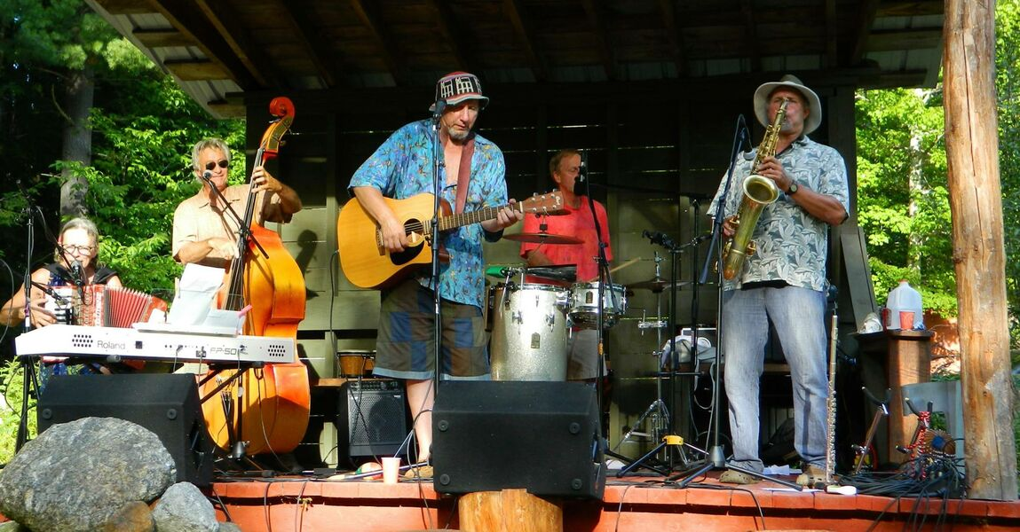 Folksoul Music (Tattoo, the Folksoul Band and Duo) - Roots Band - Greenfield, NH