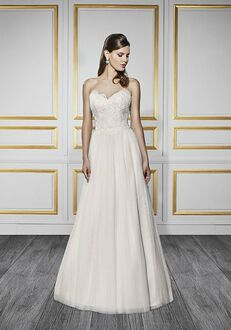 Moonlight Tango T732 A-Line Wedding Dress