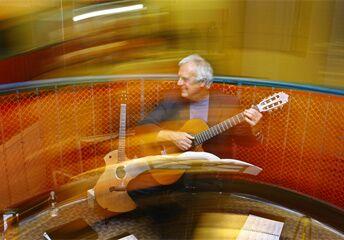 James Barr Classical Guitar