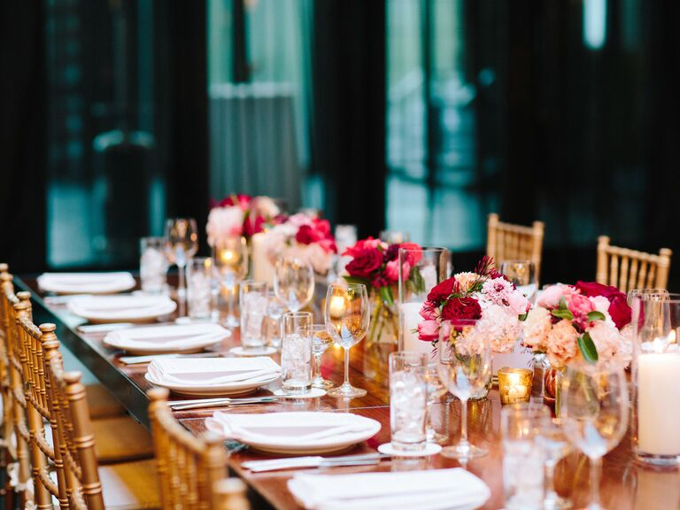 Who Should You Invite To The Rehearsal Dinner?