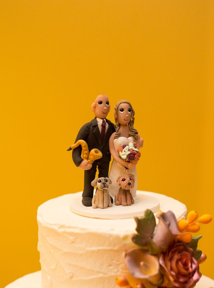 Custom-Made Cake Topper