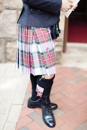 Scottish Kilt Wedding Attire