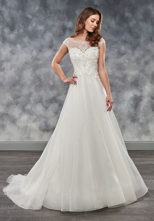 4a26d4c0dae Mary s Bridal Moda Bella MB2030 Wedding Dress - The Knot