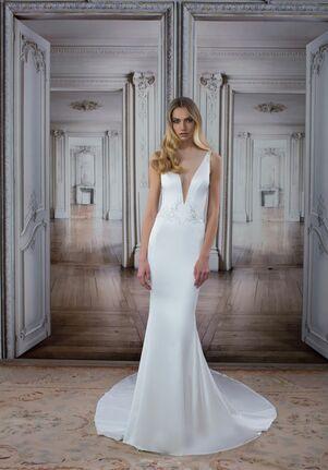 LOVE by Pnina Tornai for Kleinfeld 14498 Mermaid Wedding Dress