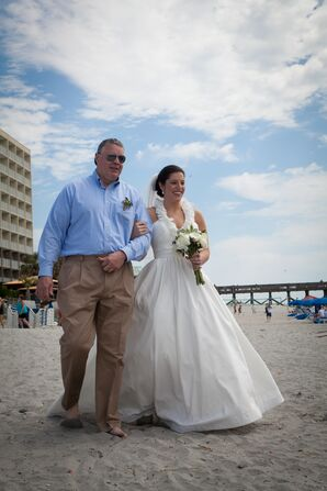Beachfront Ceremony Processional