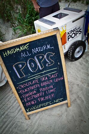 King of Pops Popsicles