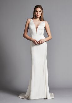 Pnina Tornai for Kleinfeld 4510n Sheath Wedding Dress