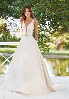 Aire Barcelona CODEX A-Line Wedding Dress