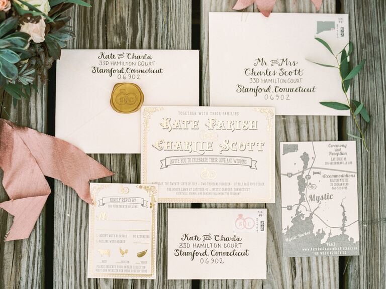 What Needs To Be Included In A Wedding Invitation: Wedding Invitations: A Complete Checklist