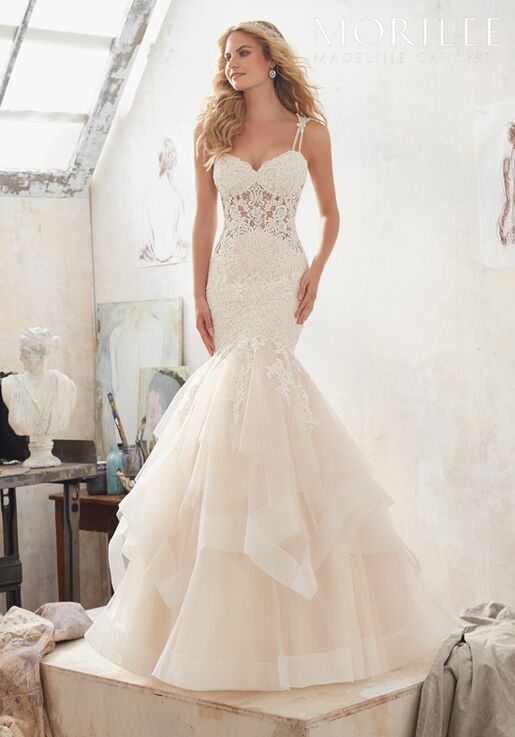 Morilee by Madeline Gardner Marciela/8118 Ball Gown Wedding Dress