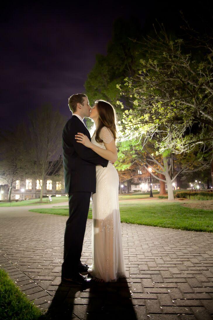 Agnes Scott College Wedding Reception