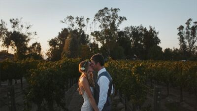 Forest Edge Wedding Videography