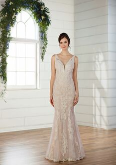 Essense of Australia D2562 Wedding Dress