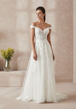 Adrianna Papell Platinum 31164 A-Line Wedding Dress