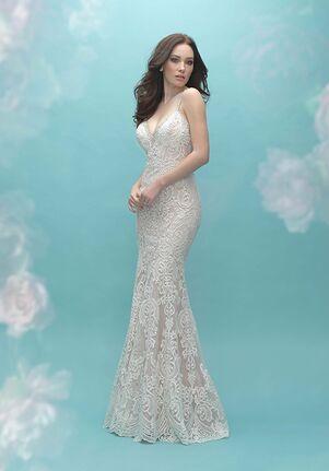 Allure Bridals 9452 Sheath Wedding Dress