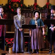Nashville, TN Christmas Carolers | The American Caroling Company