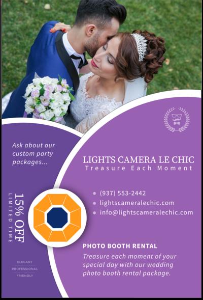 Lights Camera Le Chic