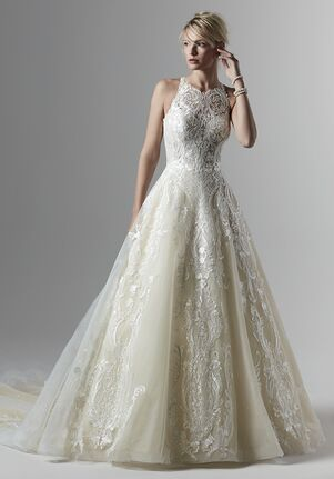 Sottero and Midgley TOVAH A-Line Wedding Dress