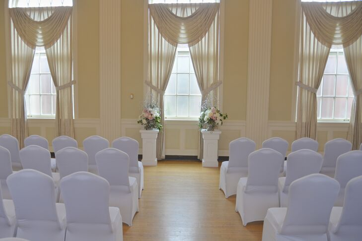 Duncan Hall Wedding Ceremony