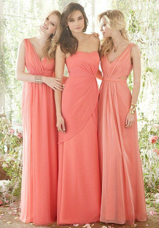 Hayley paige occasions 5402 bridesmaid dress the knot for The knot gift registry