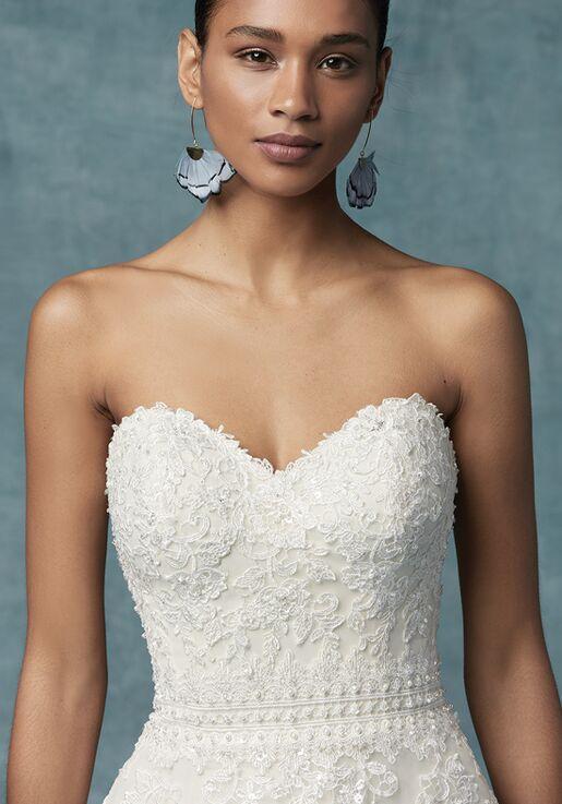 Maggie Sottero Dorthea-9MN032ZU Wedding Dress   The Knot