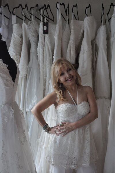 Gilda's Bridal Collection
