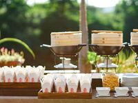 wedding food stations