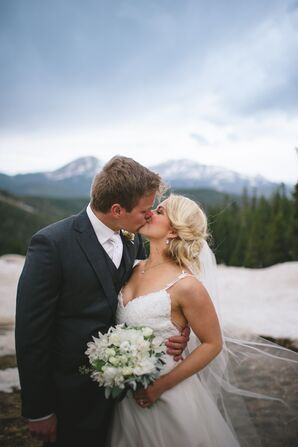 Grace and Luke in Ouray, Colorado