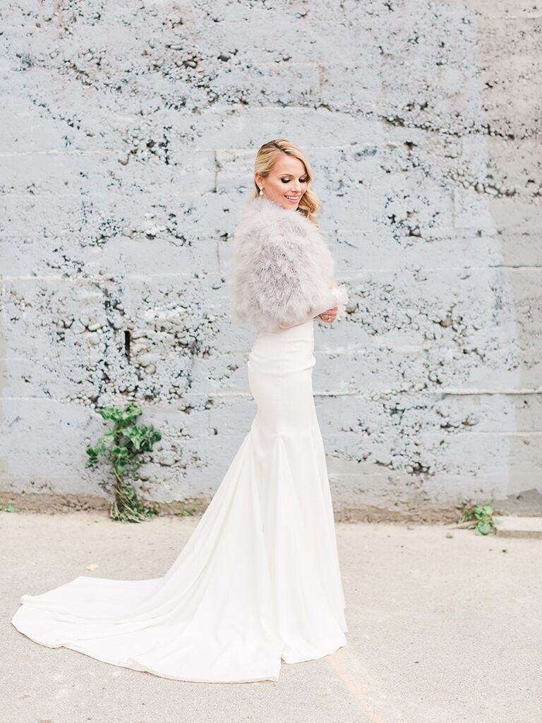 Winter Wedding Dress.28 Winter Wedding Dresses For Every Style