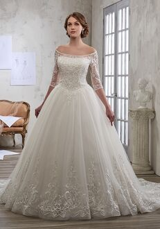 Mary's Bridal 6601 Ball Gown Wedding Dress