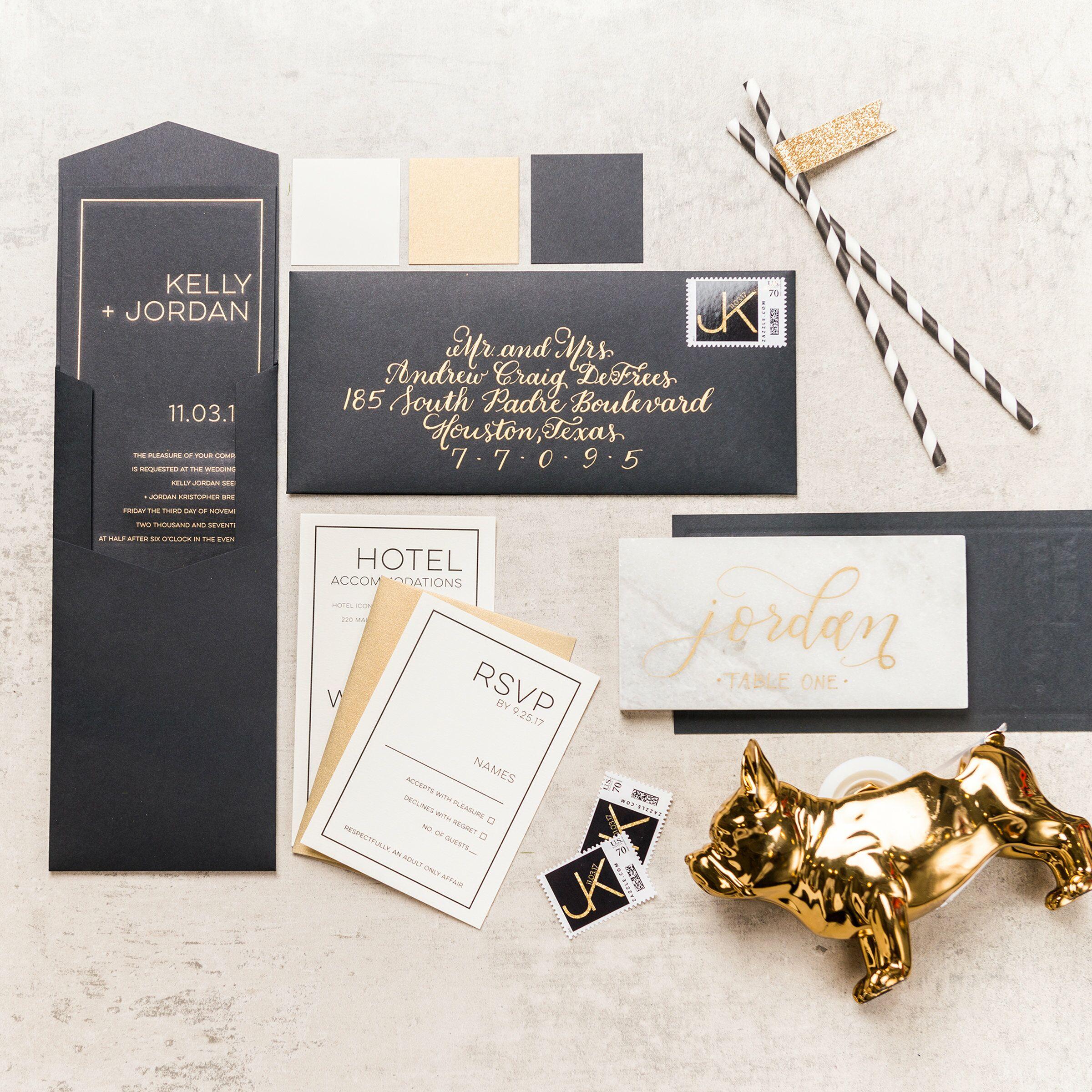 Wedding Invitations Houston: My Urban Invites