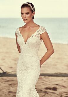 Mikaella 2189 Sheath Wedding Dress